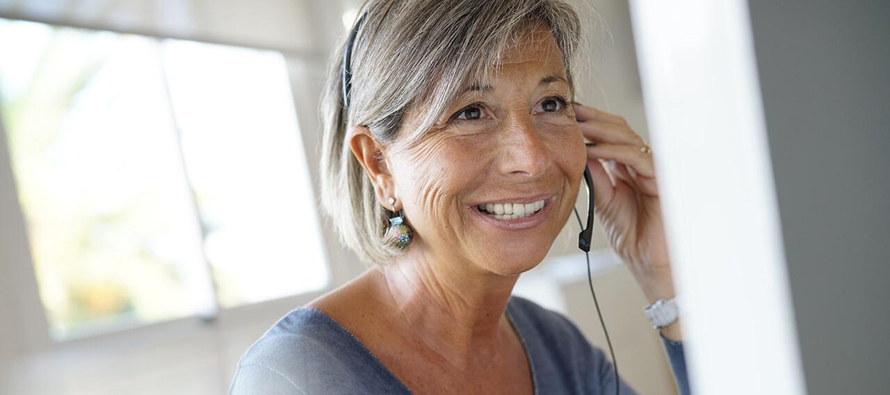 Bedankt voor uw 'bel mij terug'-aanvraag