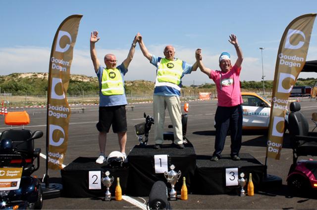 Nederlands Kampioenschappen Scootmobiel rijden