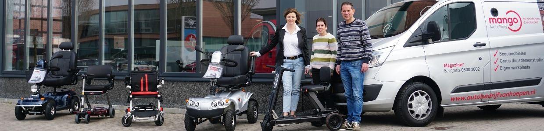 Mango Mobility Breukelen