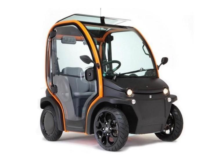 Elektrische Brommobiel Mango Mobility