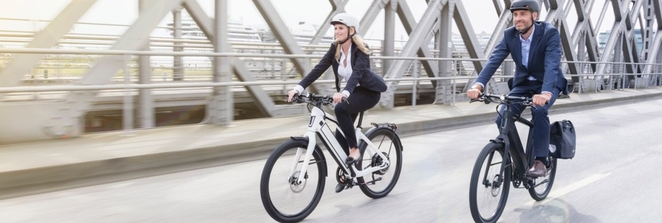 E-bikes amsterdam