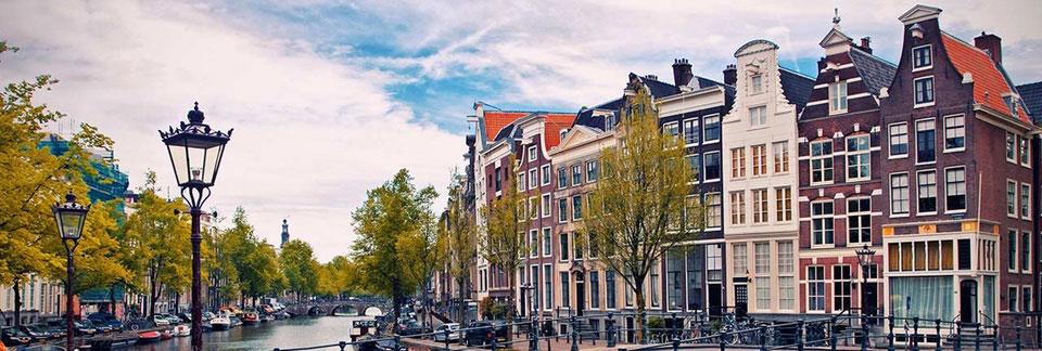 Amsterdam winkel