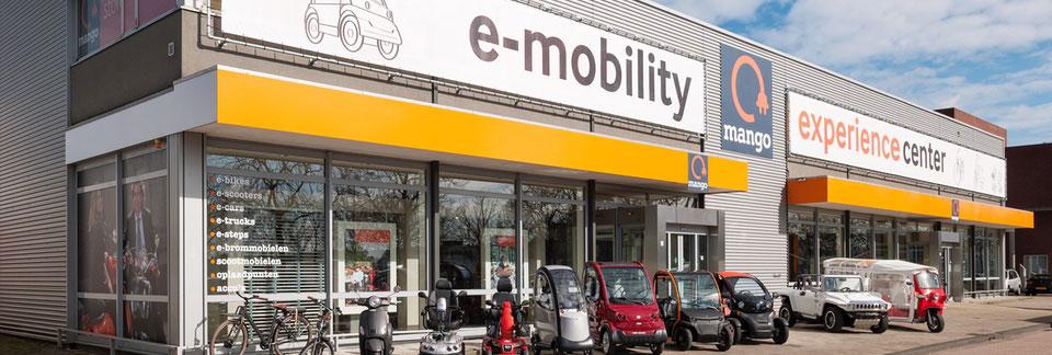 Bedrijfsprofiel Mango Mobility