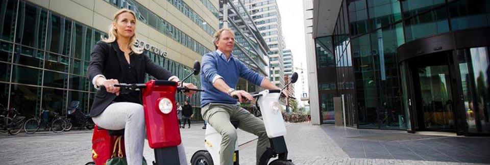 Huren of leasen bij Mango Mobility