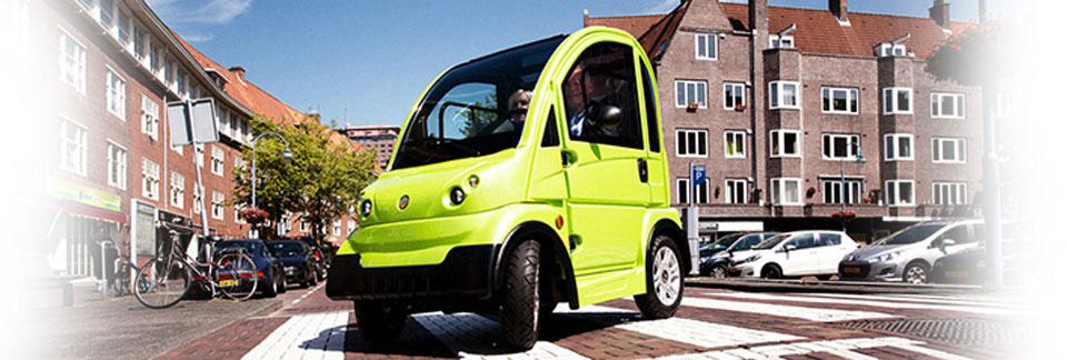 Elektrisch rijden amsterdam