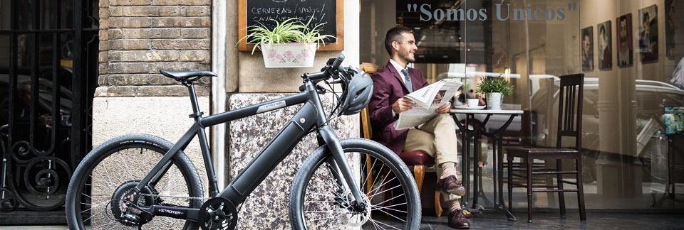 Stromer elektrische fiets Haarlem