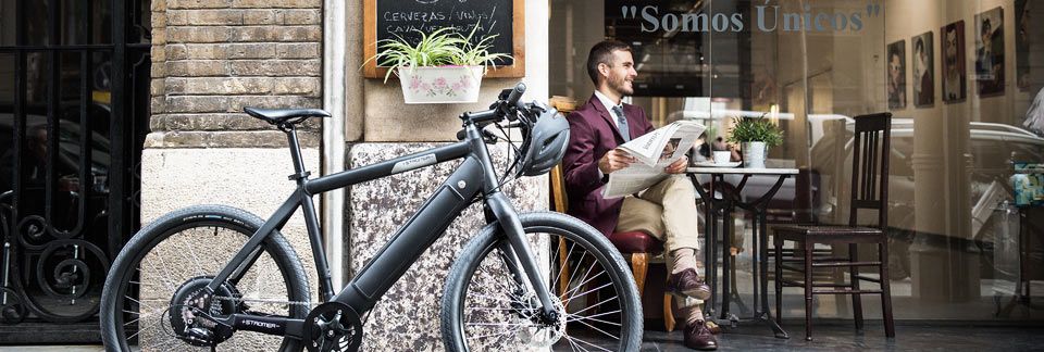 De Stromer: de nieuwe E-bike generatie in Barneveld