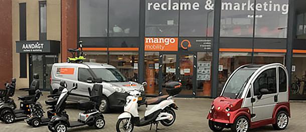 Winkel Mango Almelo