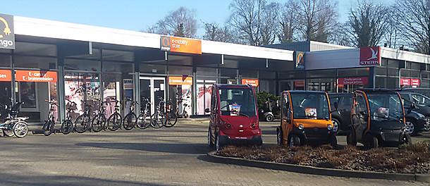 Winkel Mango Groningen-Haren