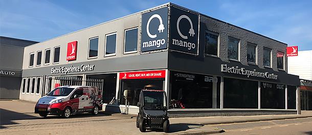 Mango Mobility Utrecht